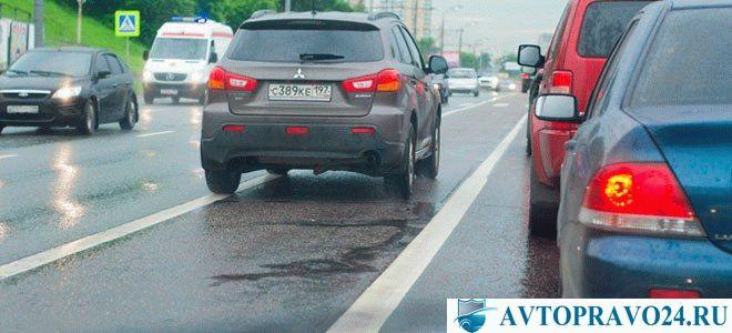 Штраф за переоборудование транспортного средства